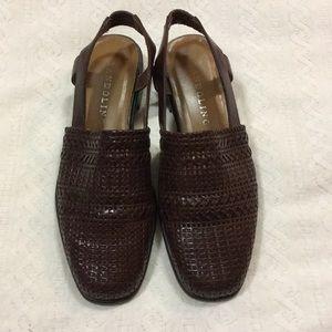 Bandolino Leather Sandals